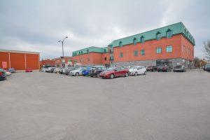 Sogestmont - Gestion immobilière - Espace commercial à louer - Saint-Eustache
