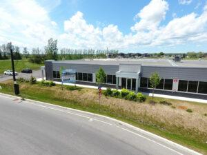 Sogestmont - Gestion immobilière - Locaux industriels à louer dans les environs de St-Eustache