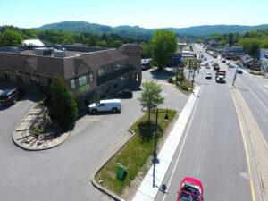 Sogestmont - Espace commercial à louer Piedmont