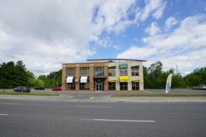 Sogestmont - Gestion immobilière - Espaces commerciaux à louer dans les environs de St-Jérôme