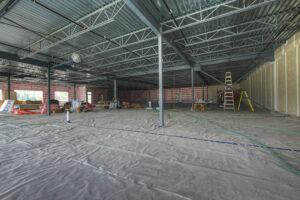 Sogestmont - Gestion immobilière - Local industriel à louer dans les environs de St-Eustache